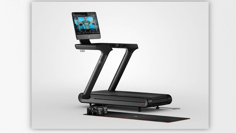 "Peloton ""Tread+"" owners are told to stop using the treadmill after an incident involving the..."
