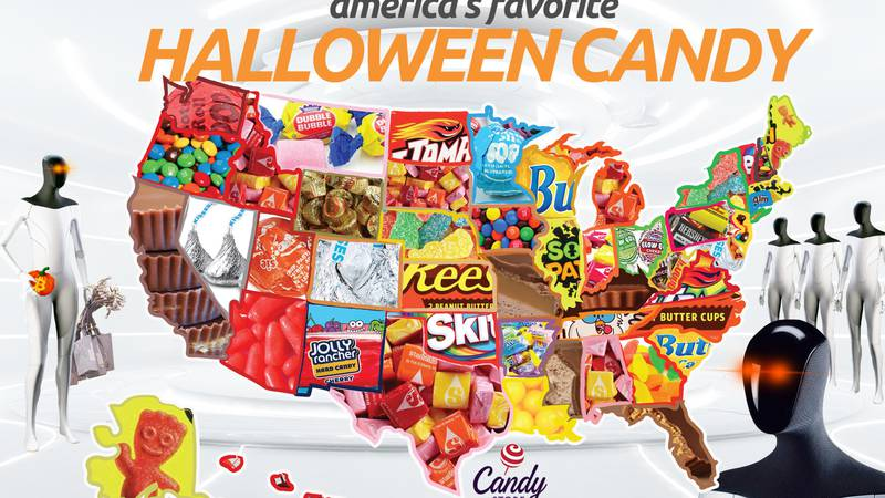 More people in Louisiana are choosing boxes of Lemonheads than any other Halloween candy in the...