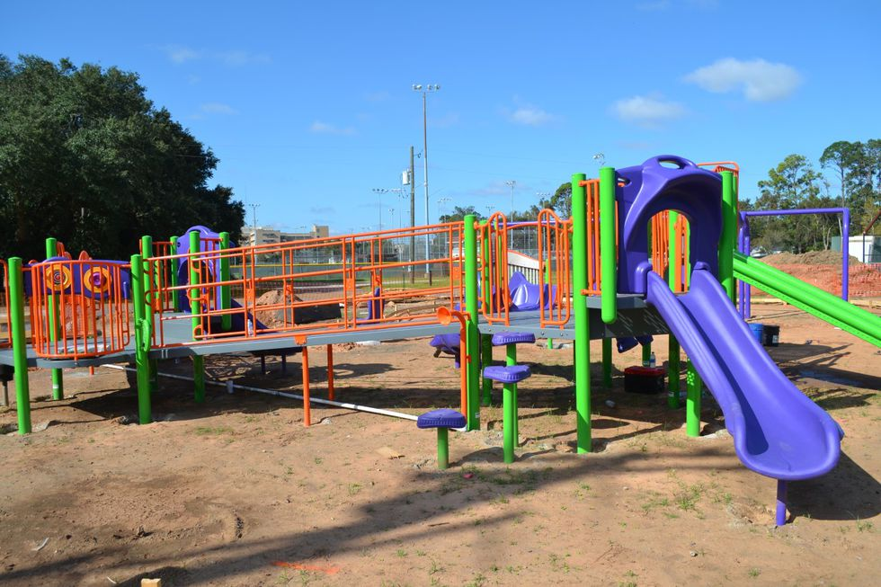 Opening date set for new Coughlin Saunders Inclusive Playground in  Alexandria