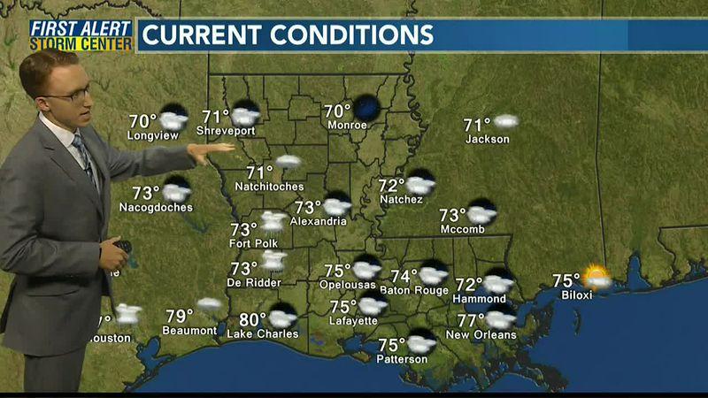 6/22 Tyler's Morning Forecast
