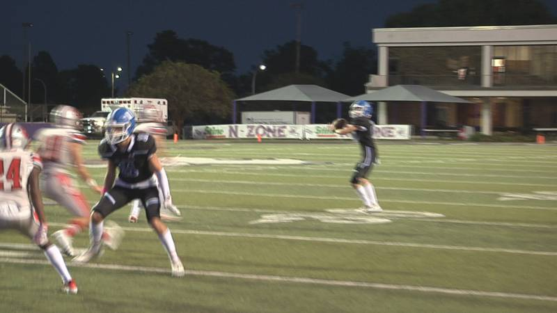 St. Mary's trick play against DeQuincy earns play of the week