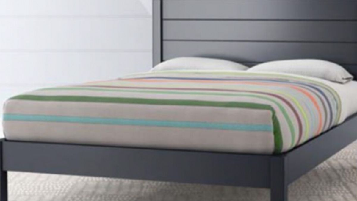 This recall involves Crate and Barrel Parke model twin and full platform beds with a wood...