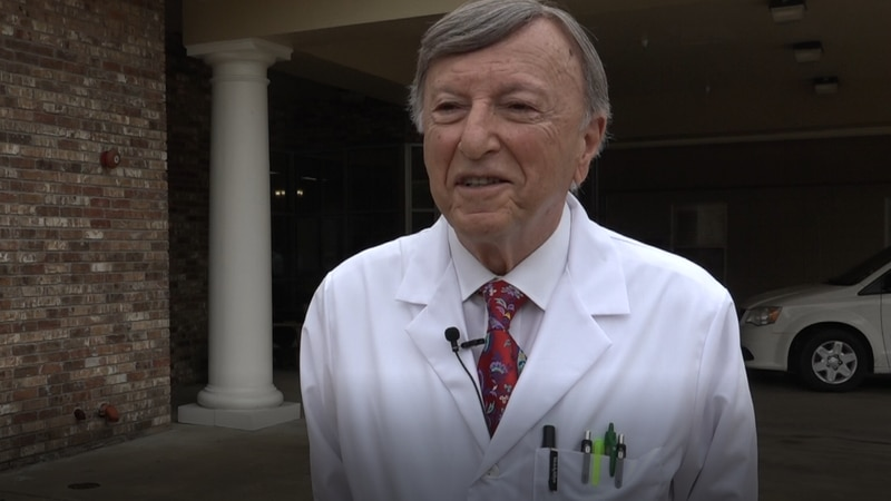 Avoyelles Parish Dr. Edmond Kalifey is retiring on Saturday, May 1