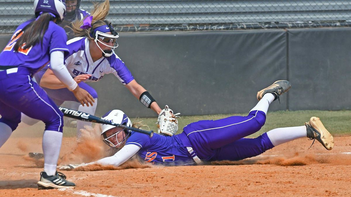Hayley Barbazon provided the lone hit for the Lady Demons (15-11, 9-3) in a 4-3 loss to Central...
