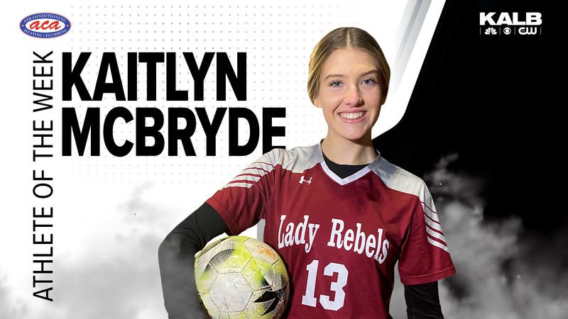 Pineville's Kaitlyn McBryde has played soccer since the age of three and after 15 years her...