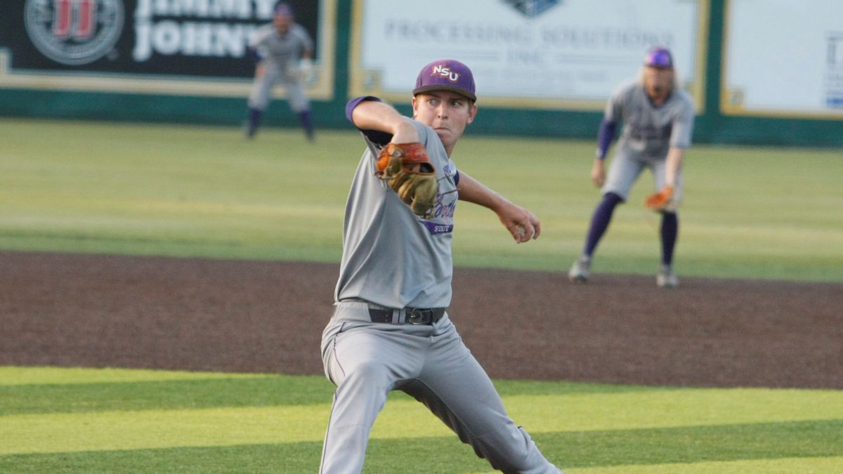 Cal Carver tossed 6 2-3 innings of one-run ball against Southeastern Louisiana on Wednesday.