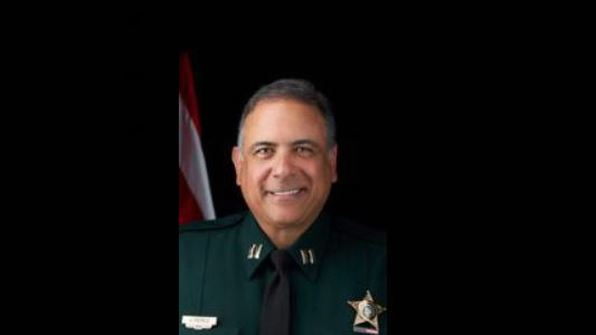 John Perez headshot from the Martin County Sheriff's Office