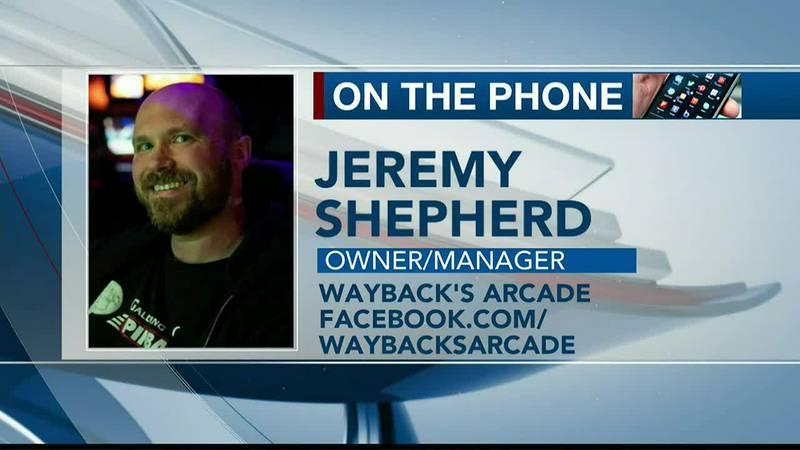 Jeremy Shepherd