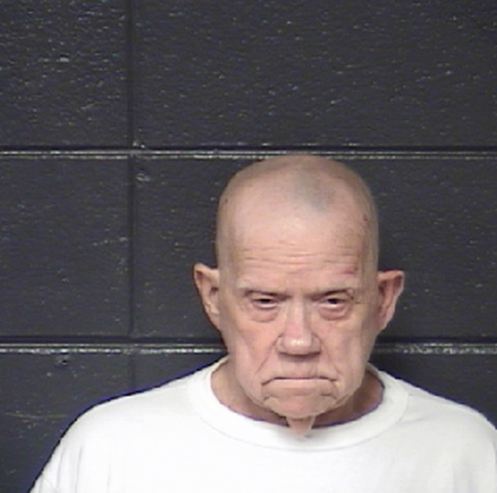 Ed Thorn, 85, is charged with felony hit and run.