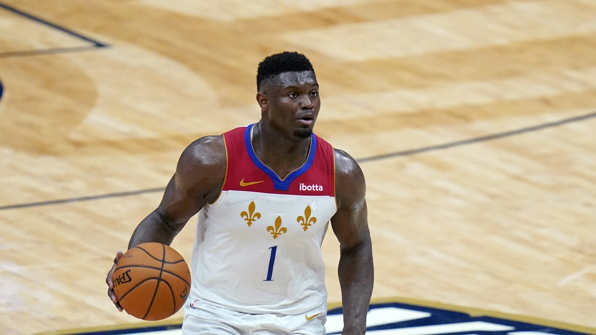 The New Orleans Pelicans will be without forward Zion Williamson for the start of the regular...