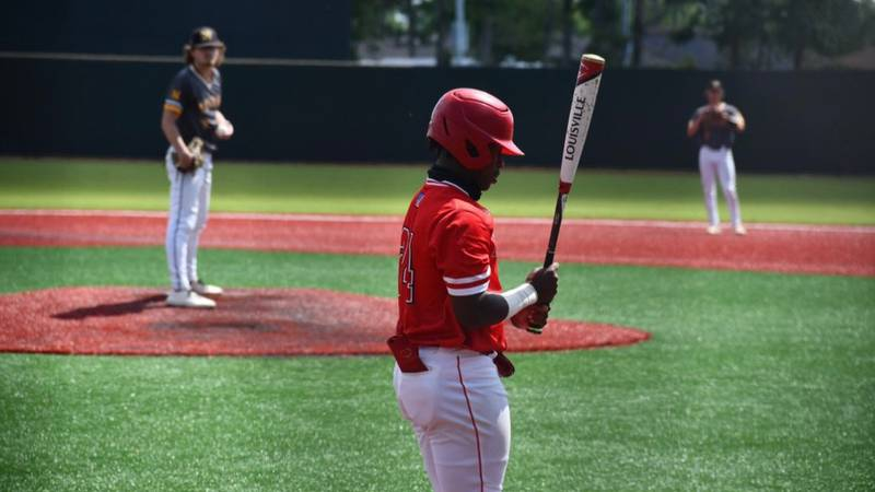 Tioga's Terence Grines announced via Twitter that he is committing to play baseball for...