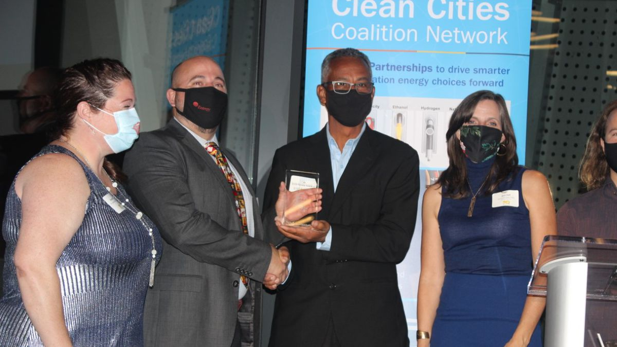 Clean Cities coalition honors Louisiana fleets and stakeholders for achievements in reducing...