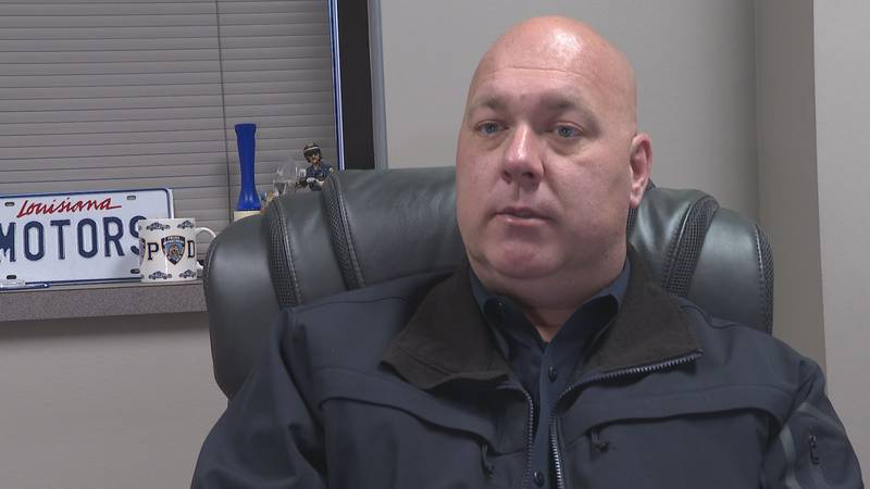 SGT. Josh Peppers explains APD's latest battle with drug overdoses, and the danger of fentanyl.
