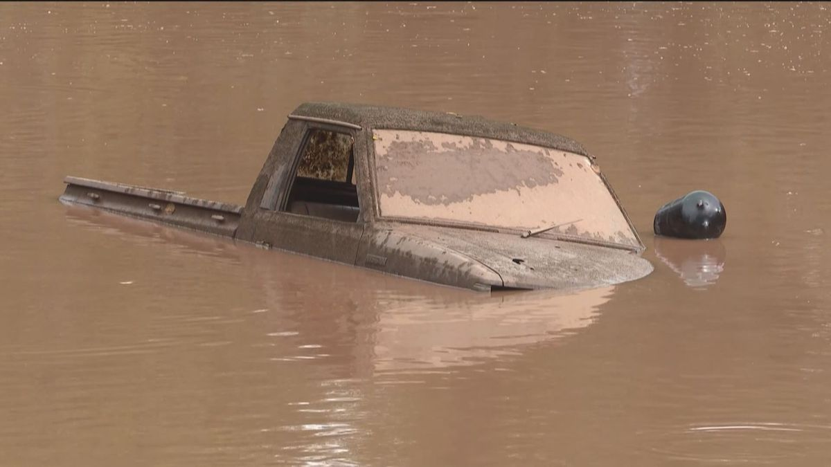 The Rapides Parish Sheriff's Office found a truck last week in a private pond that matches the description of one two women went missing in back in 1989. (Source: KALB)