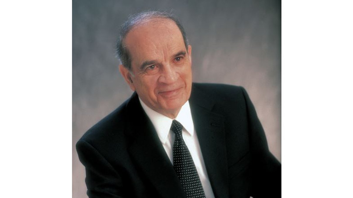 Dr. Ray P. Authement (Photo credit: University of Louisiana at Lafayette)