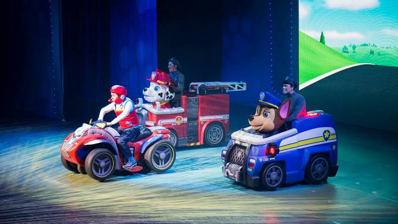 Paw Patrol coming to New Orleans Oct. 16 and 17 at the UNO Lakefront Arena (Source: PAW Patrol...