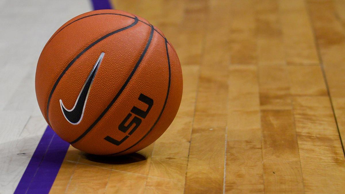 LSU women's basketball announces schedule for 2021-22 season.