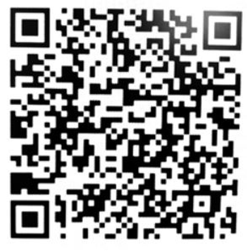 Use the QR code for enrollment with OPH/LANG Drive Thru sites