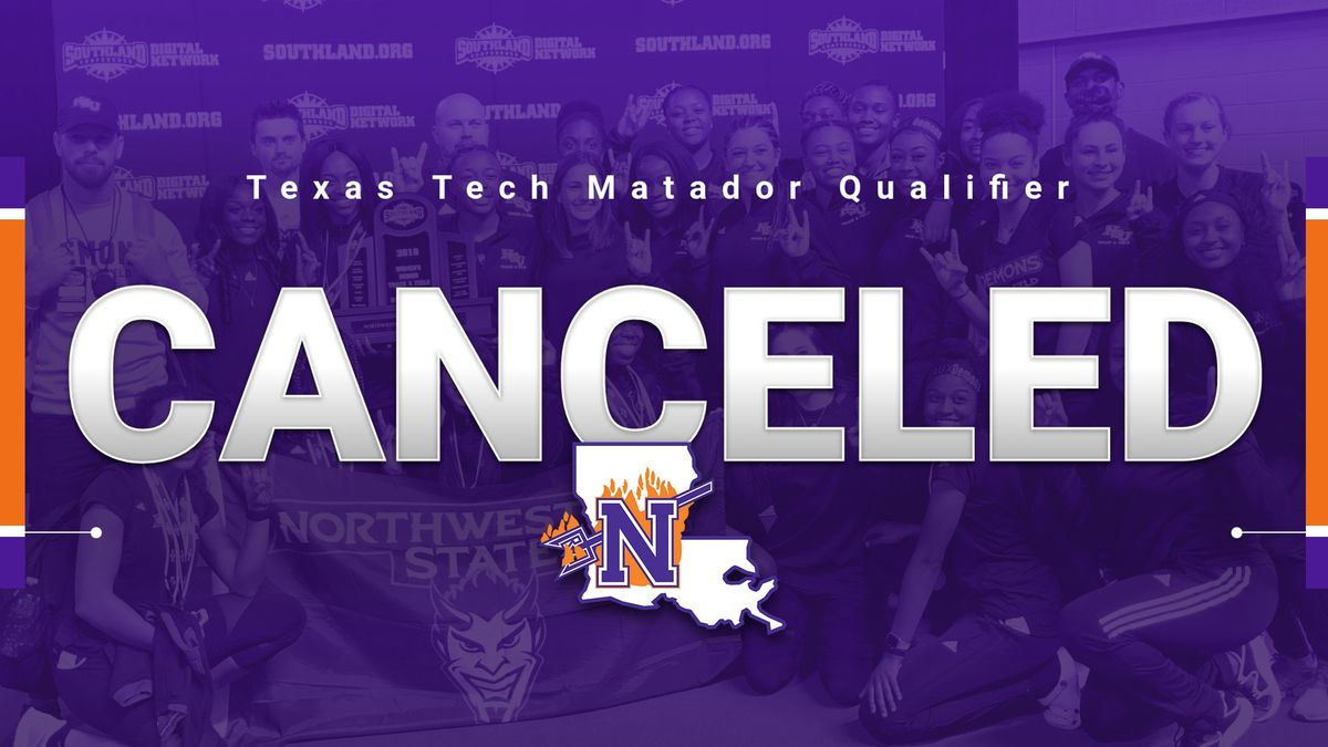 Because of snow and ice covering Louisiana and East Texas, the Northwestern State track team...