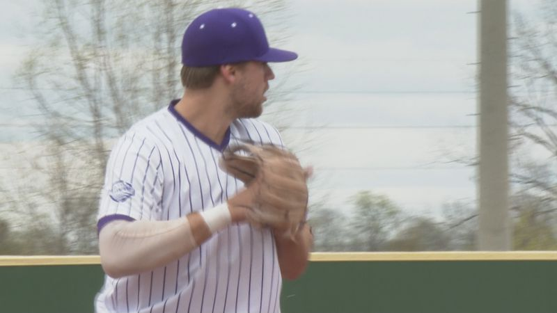 The LSUA Generals didn't let an early two-run lead for the University of Houston-Victoria...