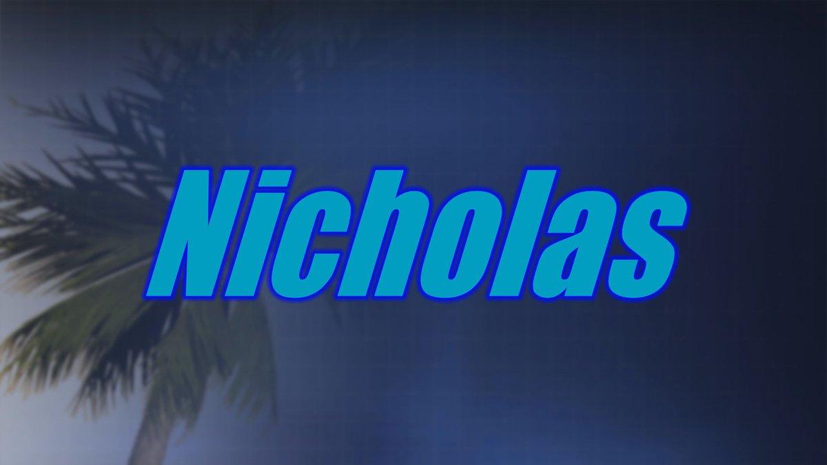 Nicholas Graphic