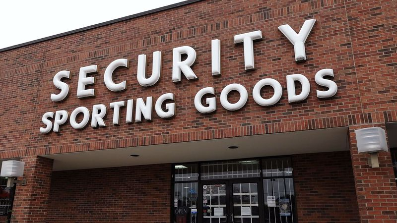 File photo of Security Sporting Goods in Alexandria, La.