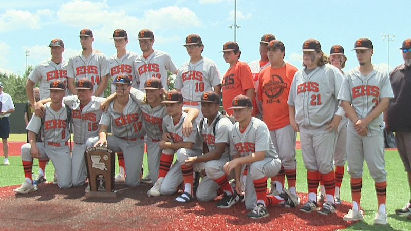 The Elizabeth Bulldogs are the Class B State-Runners up.