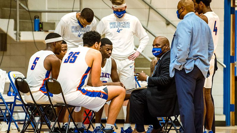 The Louisiana College men's basketball team would rout the LeTourneau Yellowjackets, 90-65, on...