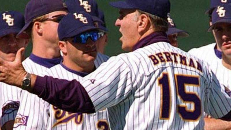 Former LSU baseball coach Skip Bertman, wife, test positive for COVID-19