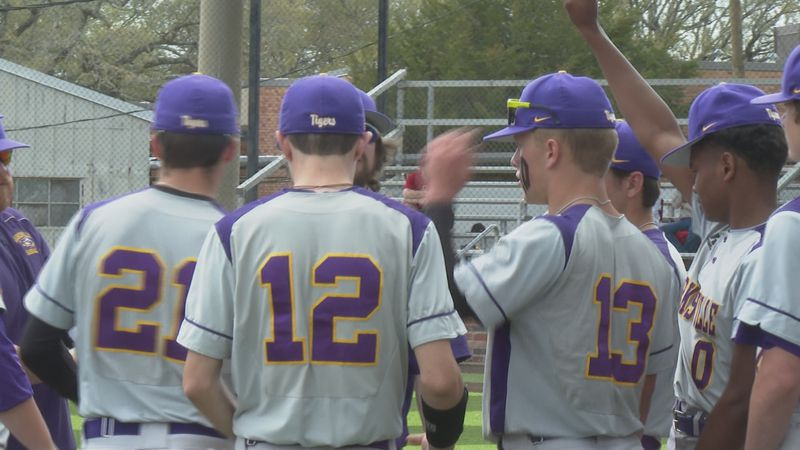 With the high school baseball and softball season winding down, several Central Louisiana teams...