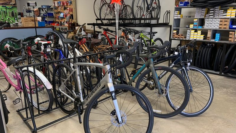 A nationwide bike shortage continues.