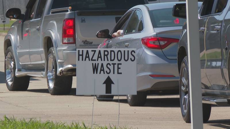 Household Waste Collection Day started back in 1989 as part of the city's effort to keep...