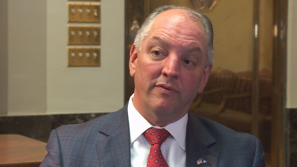 Governor John Bel Edwards says he supports an effort to require unanimous verdicts in felony...