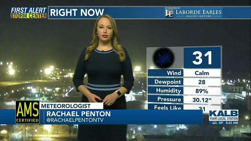 Meteorologist Rachael Penton's Jambalaya Forecast