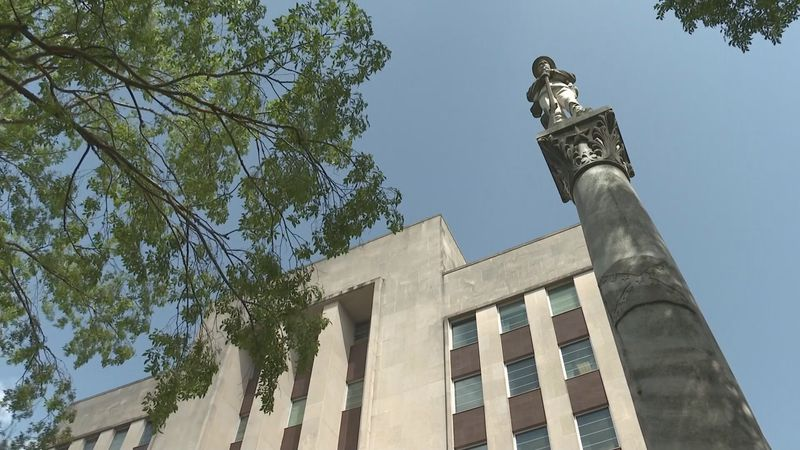 Court date has not been set to determine ownership of Confederate monument.