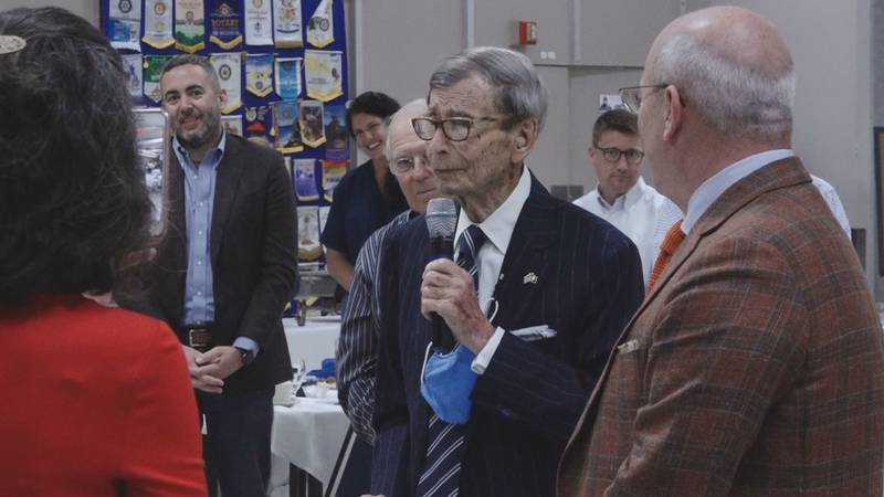 The Rotary Club of Alexandria has announced Harry Silver as the 2021 recipient of the Service...