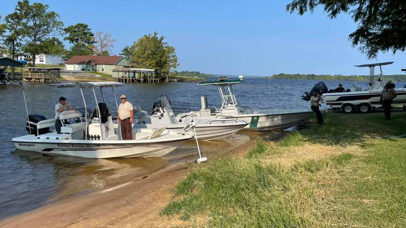 The bodies of three men were recovered from the Toledo Bend Lake area over the weekend.