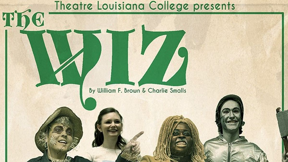 Theatre Louisiana College (TLC) and the Louisiana College Department of Music will present the...
