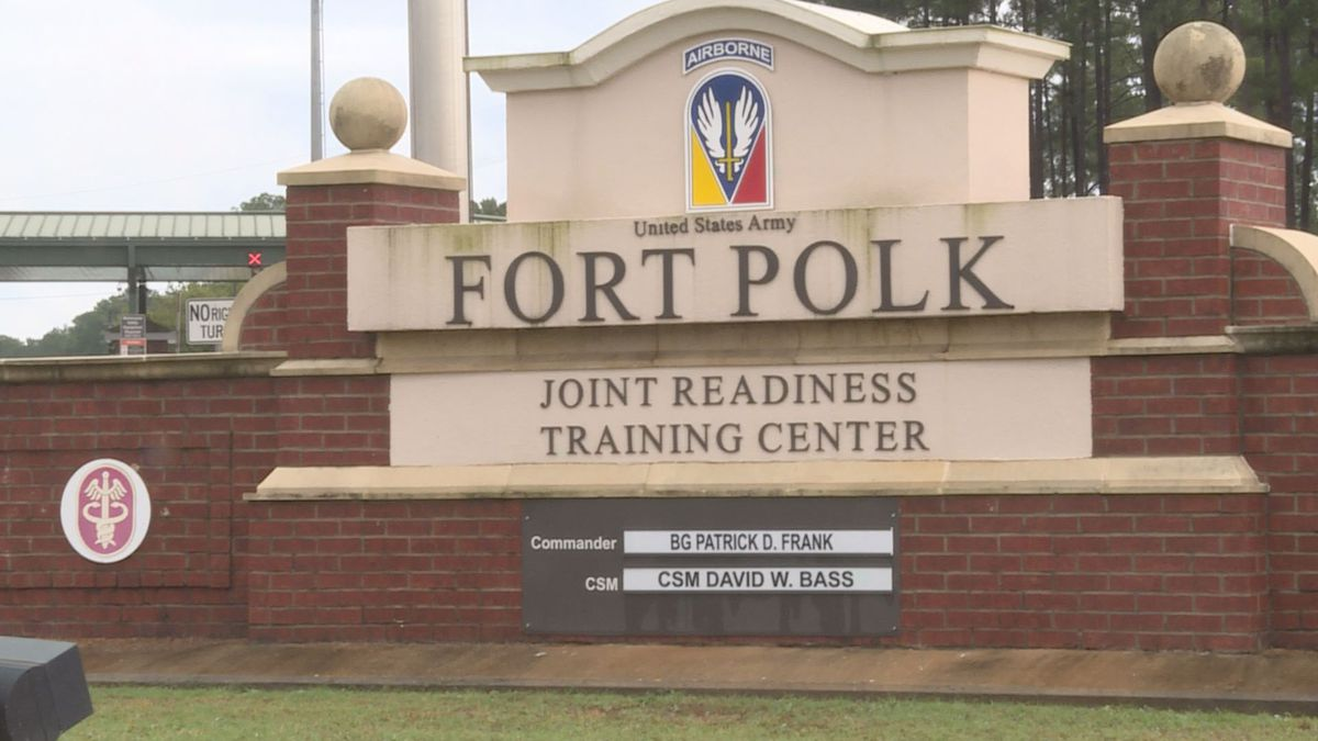 Fort Polk's main gate set to close for outbound traffic | KALB