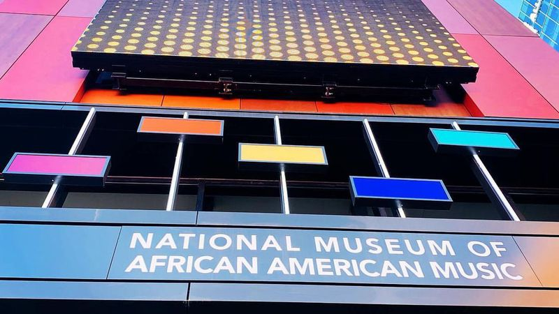 The National Museum of African American Music opened in Nashville Monday, marking the end of an...