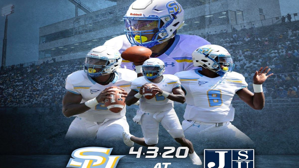The 2021 Southern University spring football schedule now features a familiar foe, as the Jaguars will travel down I-55 to take on the Jackson State Tigers on April 3rd, officials announced this afternoon.