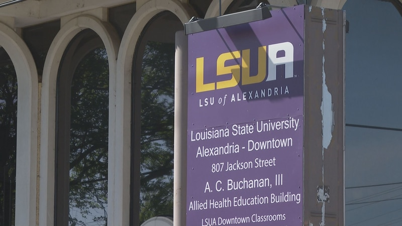 LSUA expanding downtown campus.