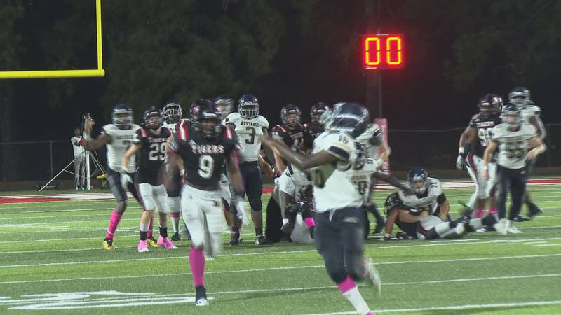 avoyelles surpries everyone with a pass to decareyn sampson catch a td