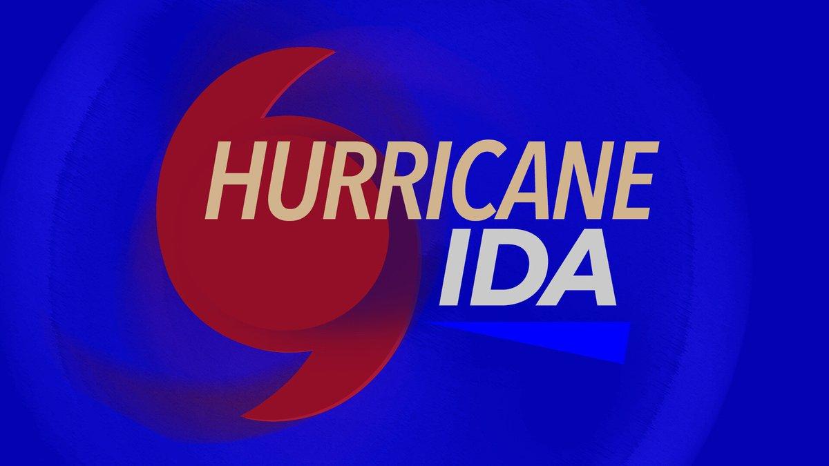 Hurricane Ida Graphic