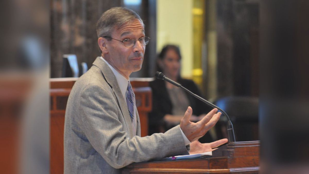 Sen. Fred Mills, R-Parks, supported a bill Wednesday to make medical marijuana more accessible. | Source: Sarah Gamard / LSU Manship School News Service