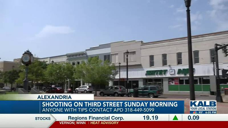 Third Street Shooting
