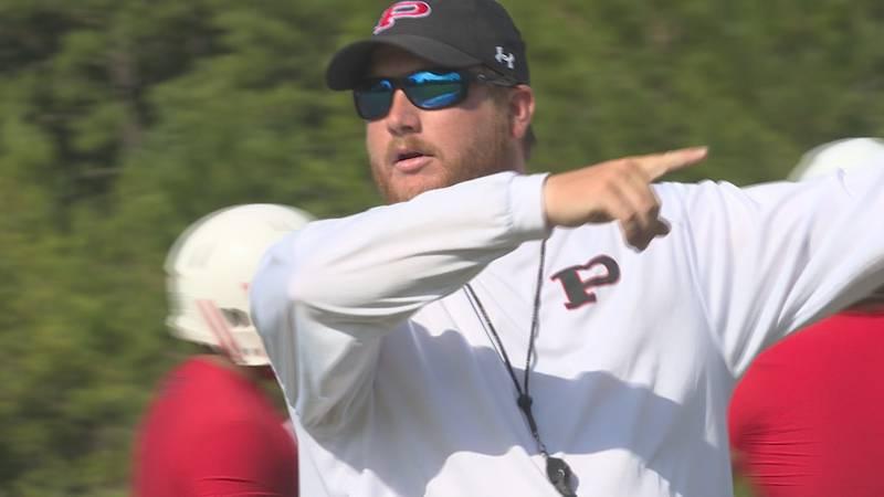 Ryan Russo steps down as Pickering's Head Football Coach.