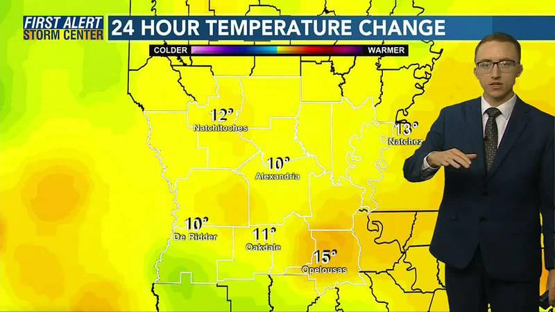 10/20/2021 Tyler's Morning Forecast