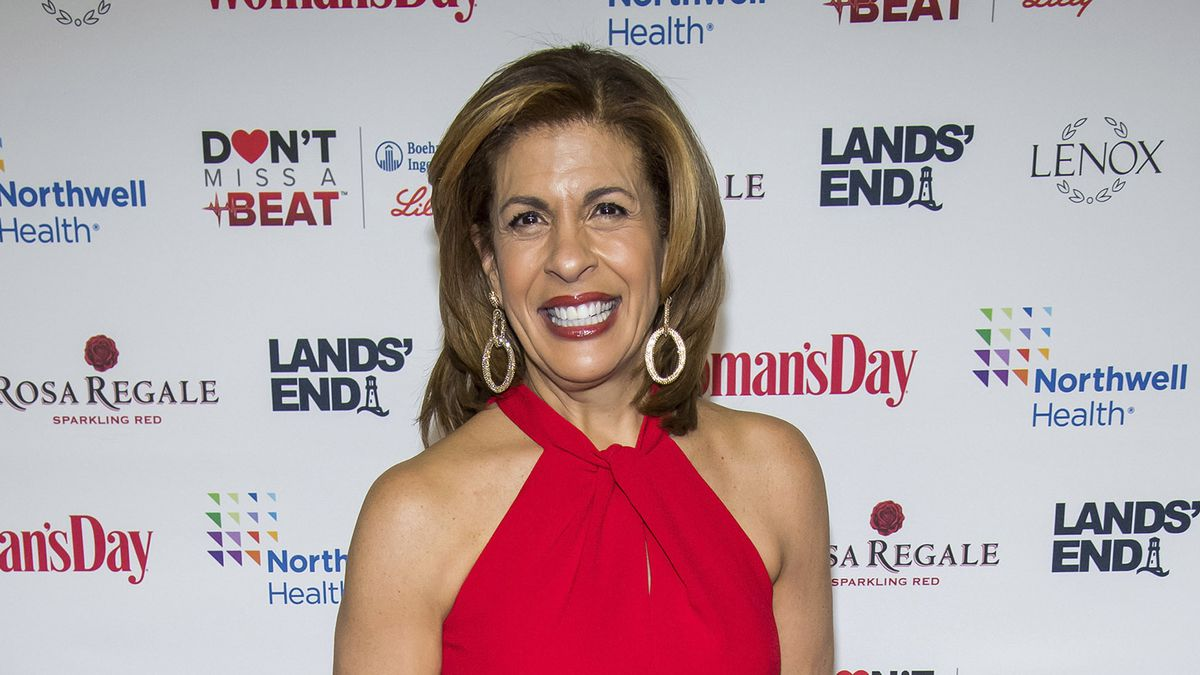 FILE - In this Feb. 12, 2019 file photo, Hoda Kotb attends the 16th annual Woman's Day Red...