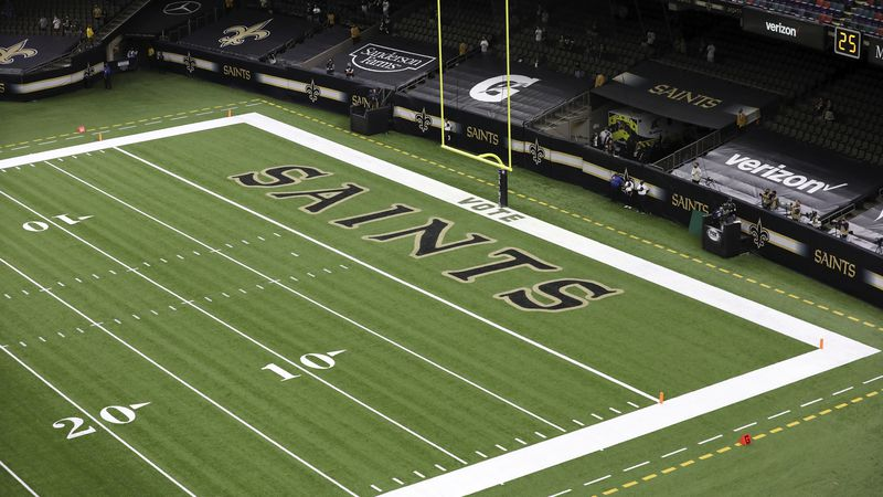 Here is the final list of inactive players for the New Orleans Saints in their playoff game...